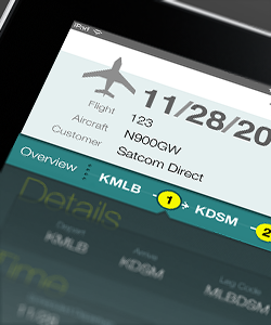 Flight Log App