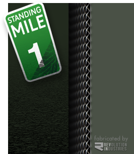 Standing Mile